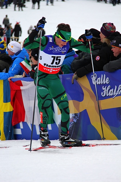 Callum Watson, 30km Skiathlon