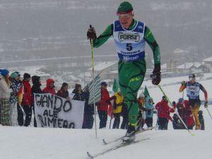 Nick Montgomery, U23 15km Classic