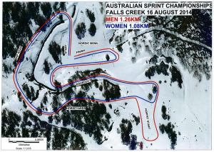 Falls Creek Sprint 2014