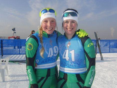 Xathea and Kat Almaty2015