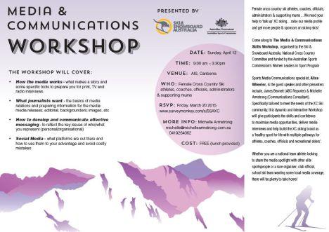 Media-Workshop-Flyer