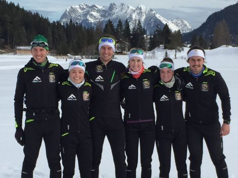 AUSXC Junior-U23 Worlds Team 2016 #2