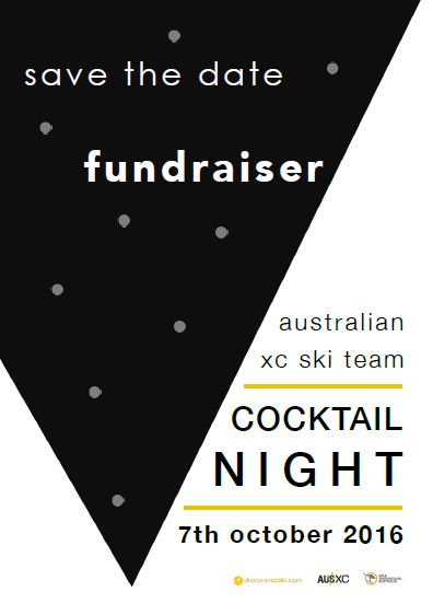 AUSXC Cocktail Night Save the Date 2016