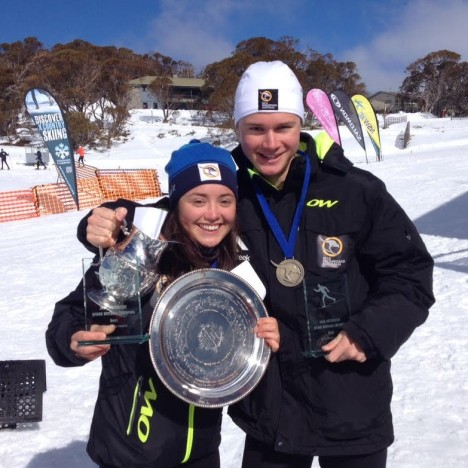 Stella & Seve - Otto Pinkas Trophy 2016