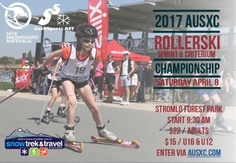 2017 AUSXC Rollerski Flyer